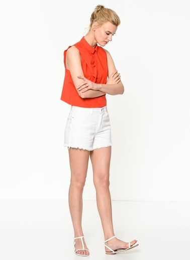 Only Gömlek Kırmızı